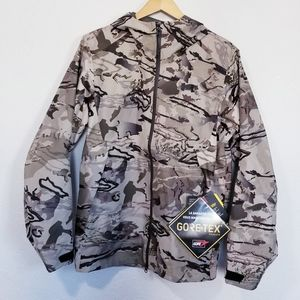 under armour camo ridge reeper gore text jacket